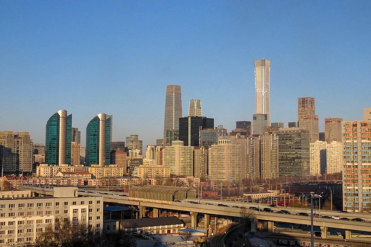 Về kỷ nguyên không khí sạch của thành phố Bắc Kinh