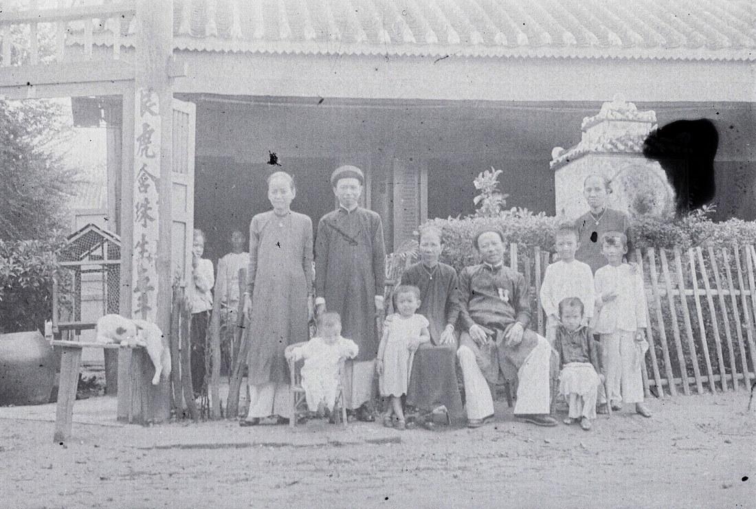 Chùm ảnh: Cuộc sống ở vùng đất Châu Đốc năm 1931