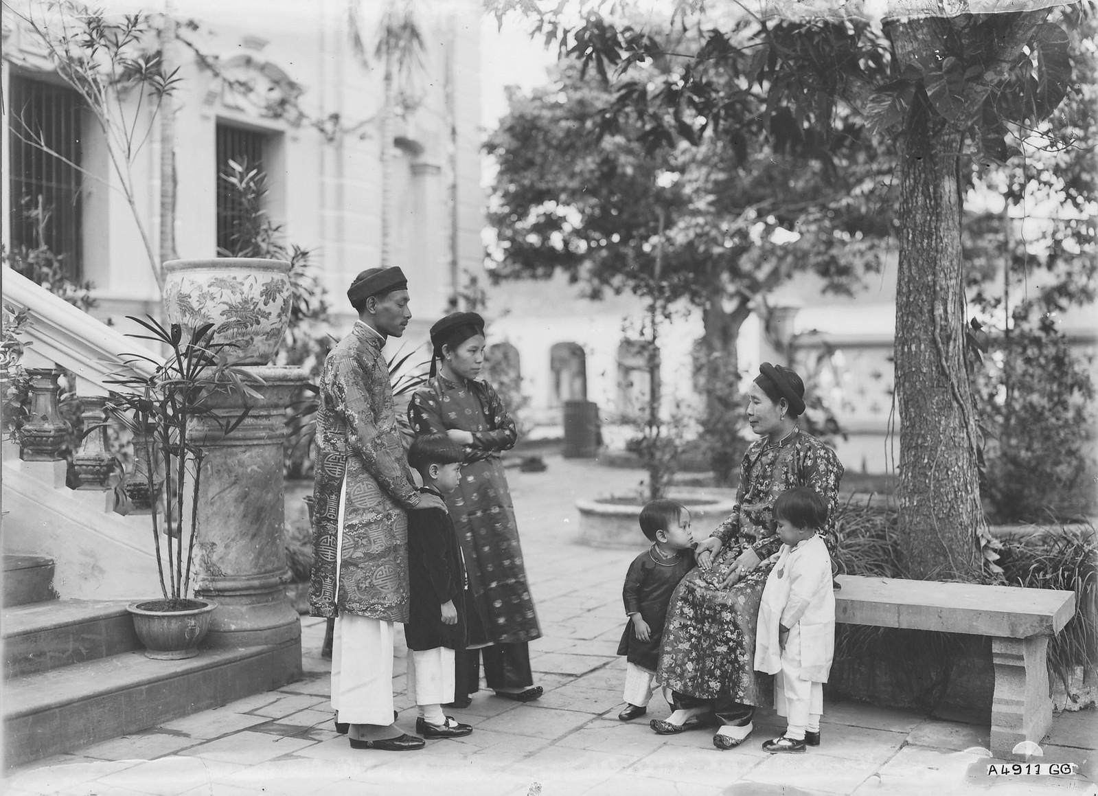 Những hình ảnh tư liệu quý về Thái Bình thập niên 1920