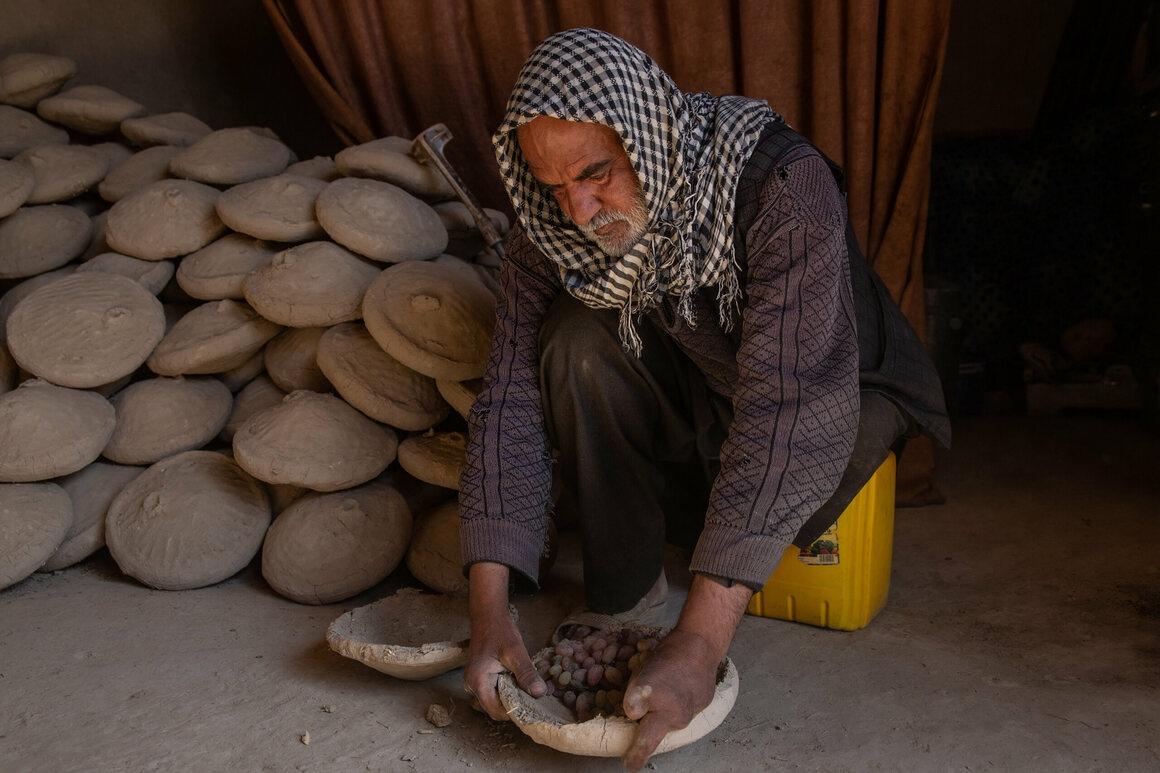 Chùm ảnh: Kangina – phương pháp giữ nho tươi 6 tháng ở Afghanistan