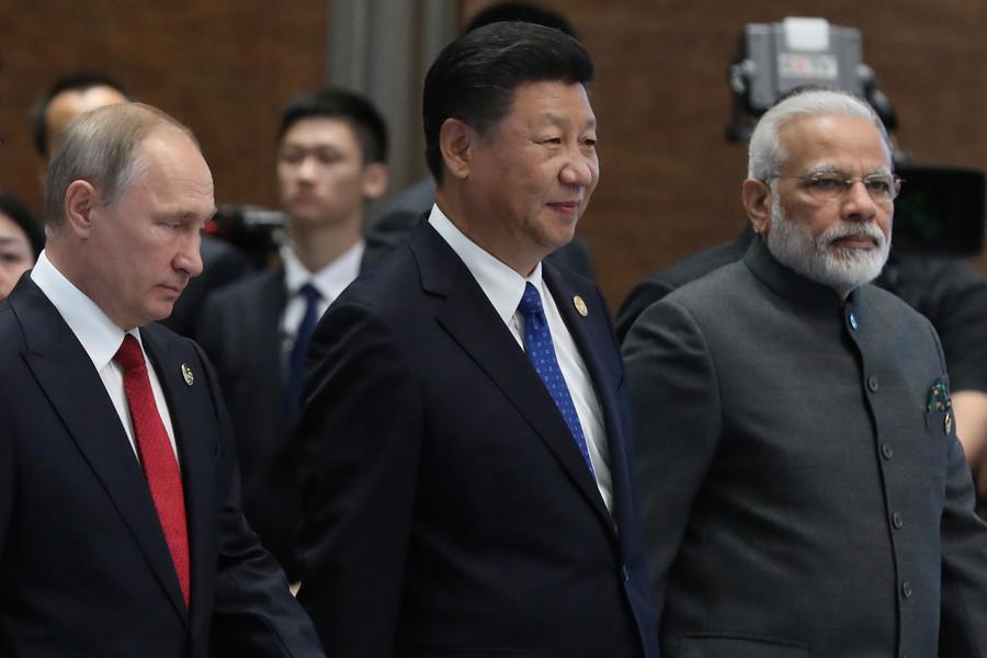 Thế chân kiềng địa chiến lược Nga – Trung – Ấn và tác động tới Việt Nam