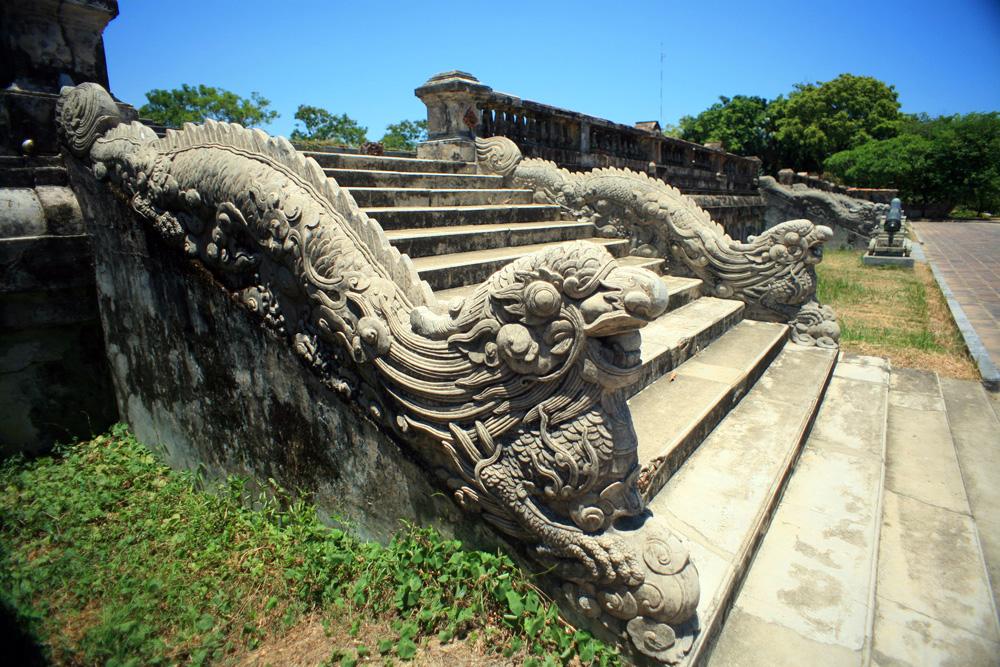 Chùm ảnh: Điện Kiến Trung và sóng gió lịch sử cuối triều Nguyễn