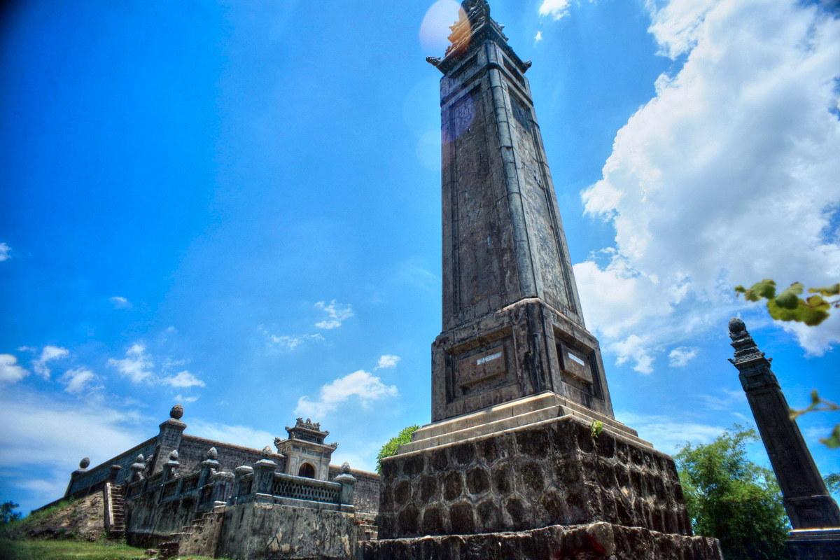 Chùm ảnh: Lăng Thánh Cung – khu lăng mộ bề thế ít người biết ở Huế