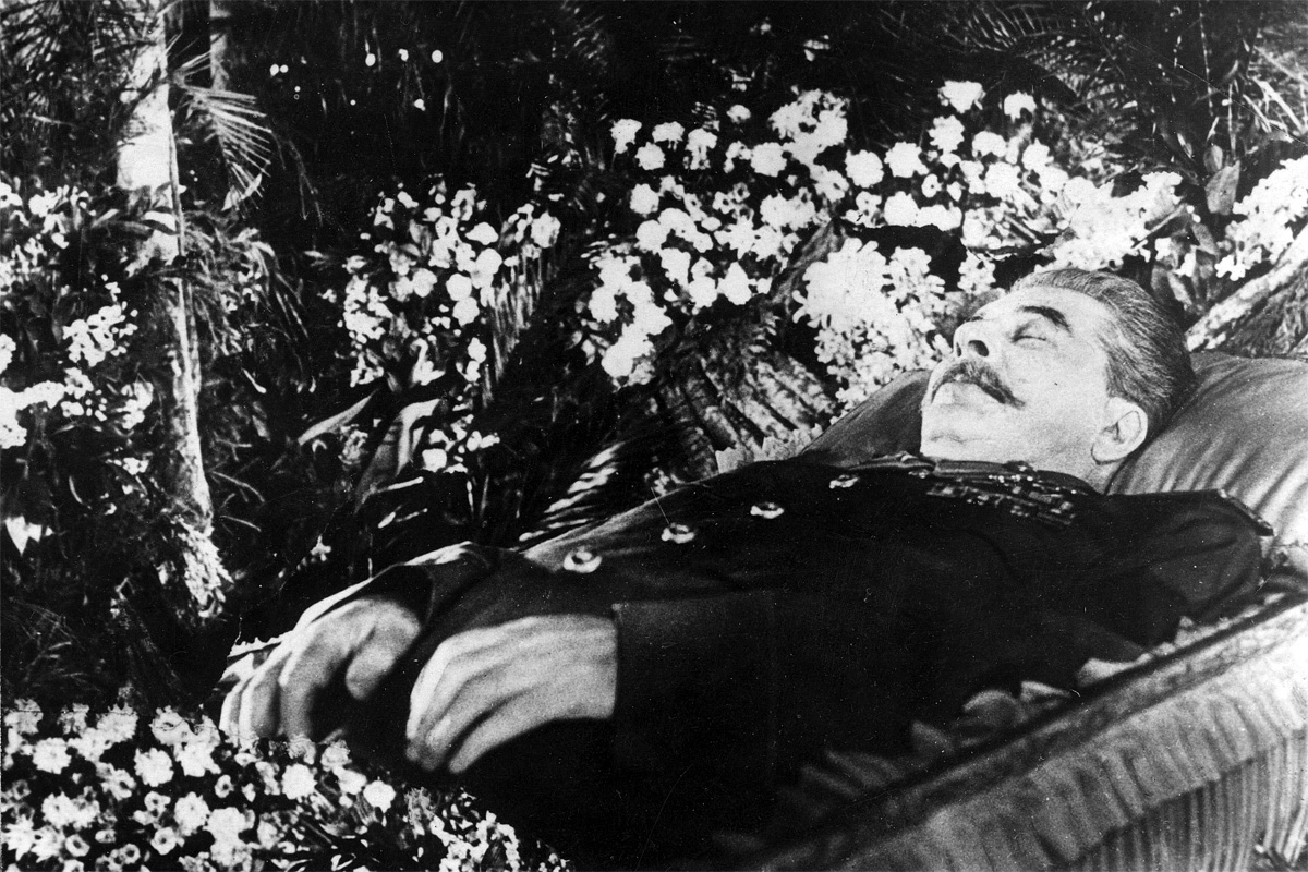 Kịch bản phá hủy Liên Xô khi Stalin qua đời của CIA