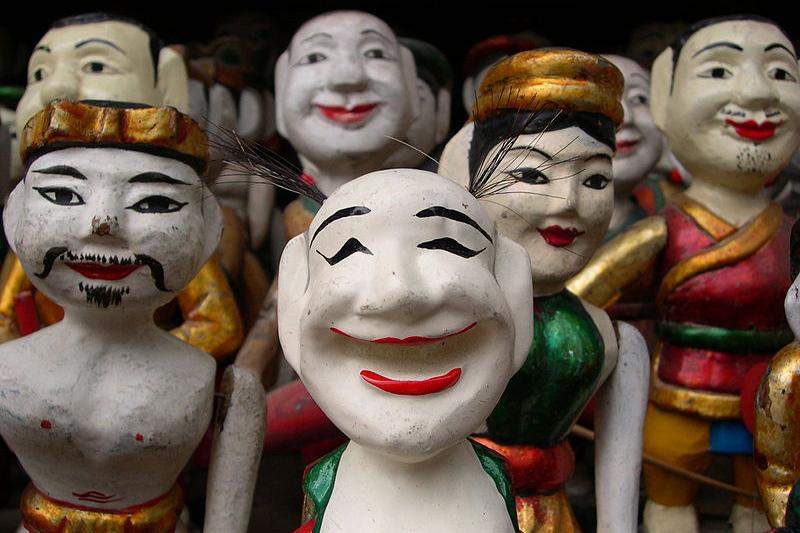 Văn hóa ứng xử trong truyện cười Việt Nam và Nhật Bản