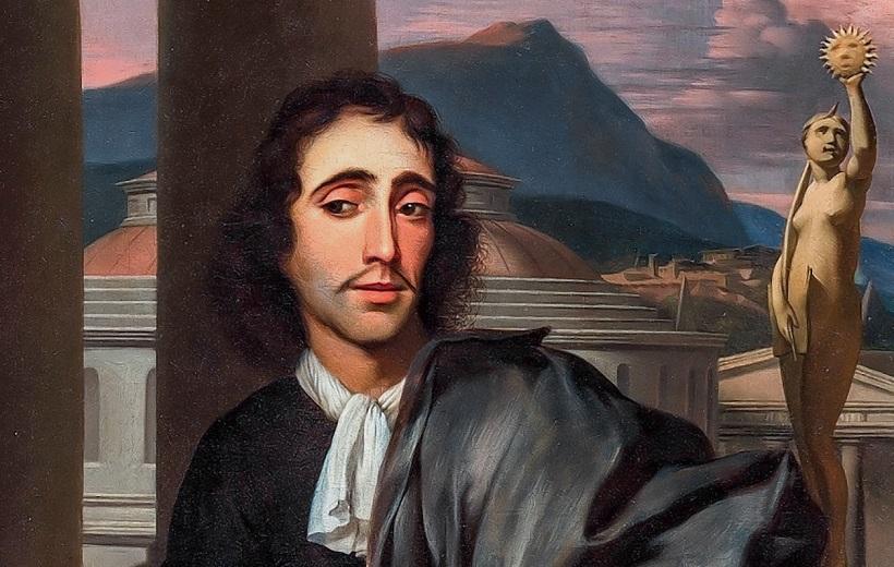 Bàn về triết học đồng nhất của Spinoza
