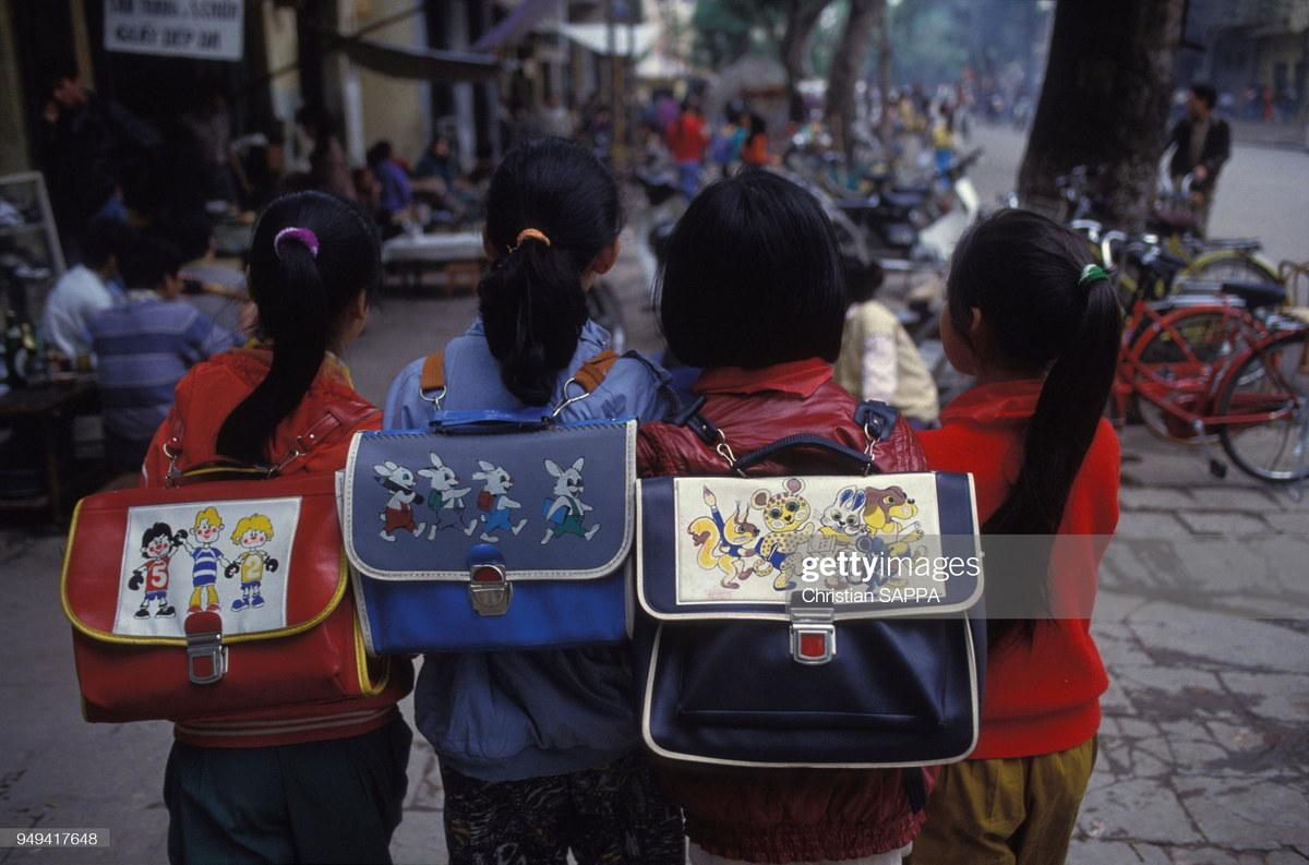 Chùm ảnh: Việt Nam những năm 1990 qua ống kính Christian Sappa