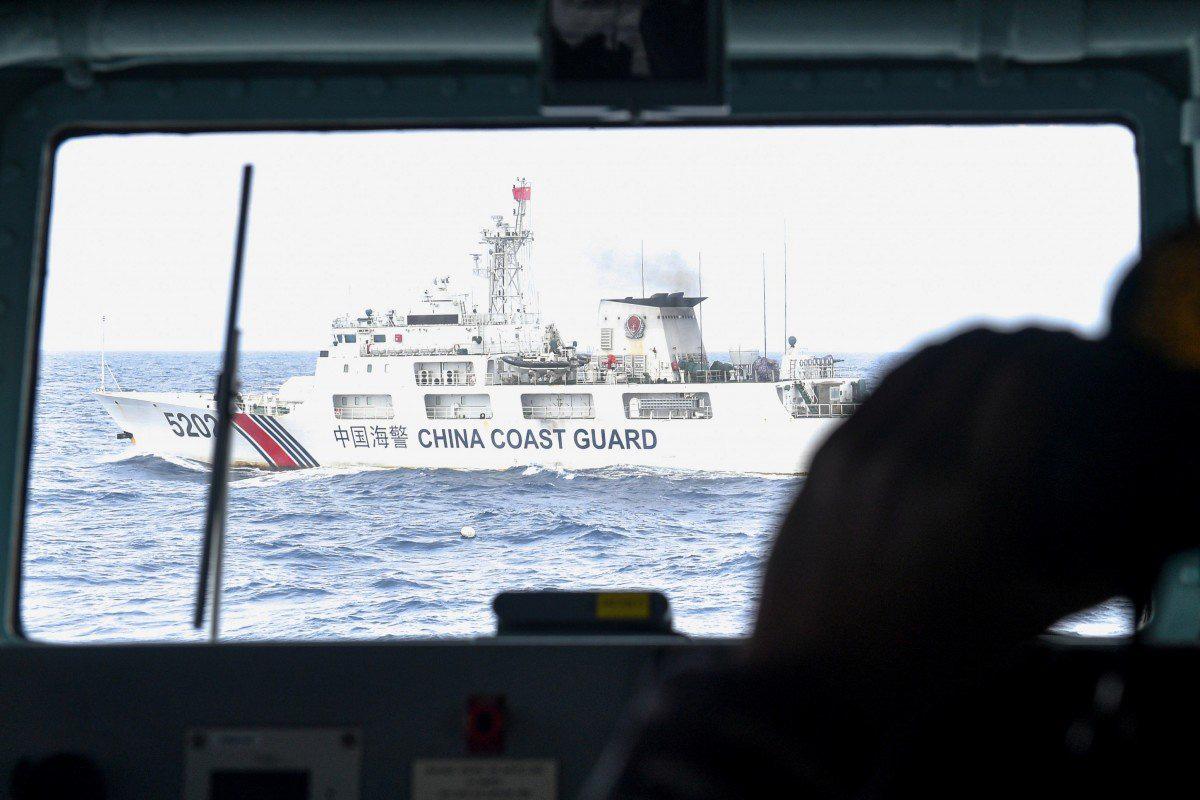 Toan tính của Trung Quốc từ lớp vỏ bọc 'luật hàng hải sửa đổi'