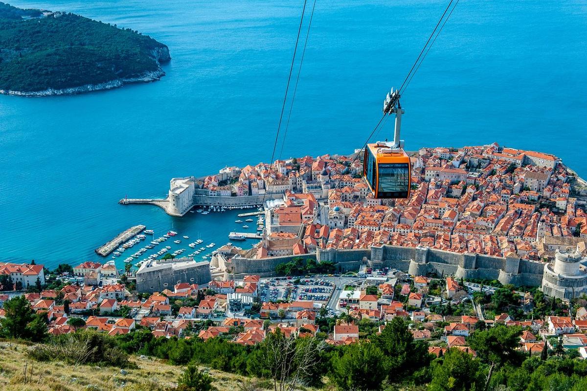 Chủm ảnh: Khám phá Dubrovnik – 'viên ngọc bên bờ biển Adriatic'