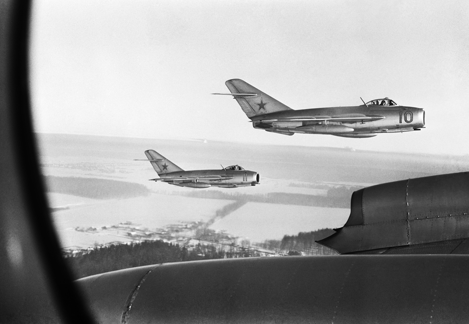 Vai trò của không quân Liên Xô trong cuộc chiến tranh Triều Tiên