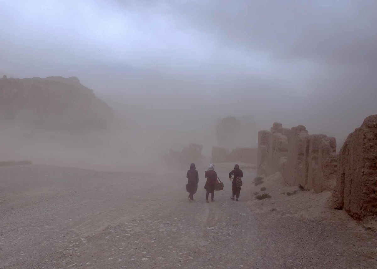 Chùm ảnh: Cuộc sống khổ sở vì khủng hoảng khí hậu trên khắp thế giới