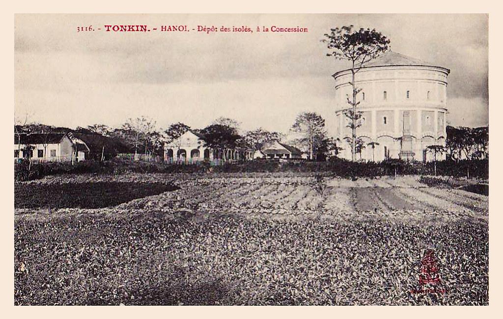 Chuyện ít biết về khu Đồn Thủy – nhượng địa Pháp ở Hà Nội một thời
