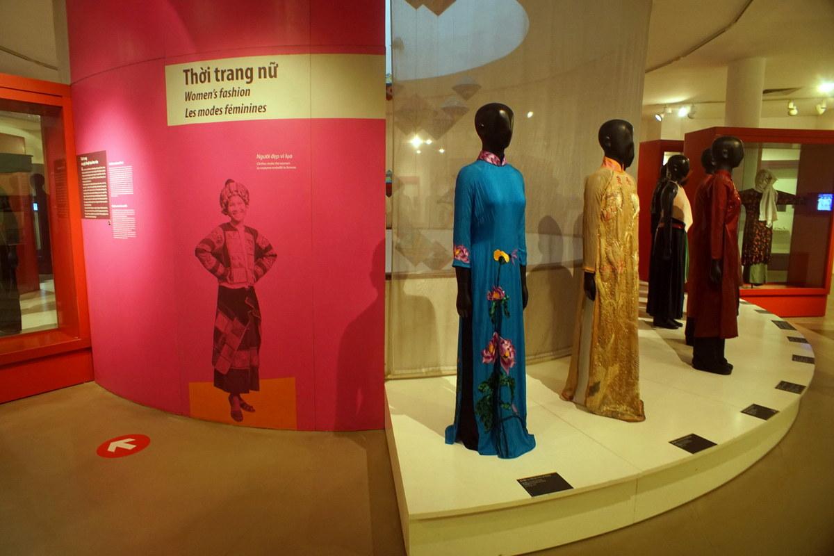 Chùm ảnh: Vì sao Bảo tàng Phụ nữ Việt Nam 'hấp dẫn nhất châu Á'?