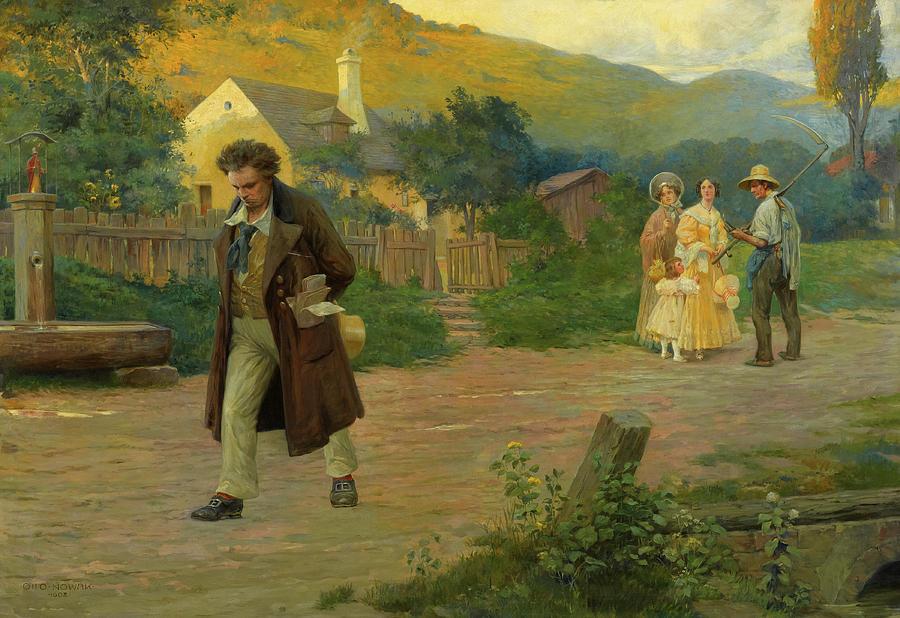 Về bản giao hưởng số 6 – 'Đồng quê' – của Beethoven