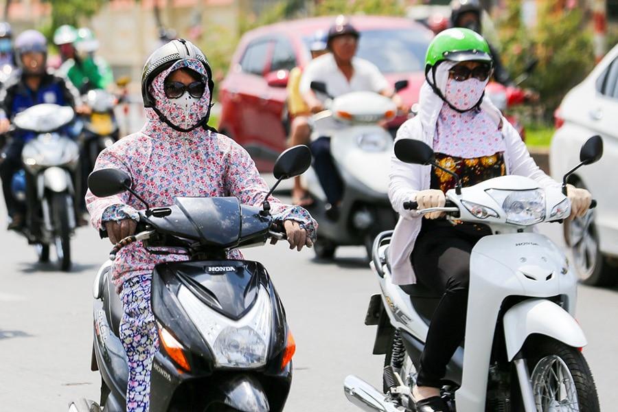Làm sao để bảo vệ đôi mắt trong môi trường ô nhiễm