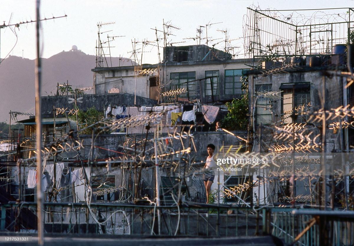 Chùm ảnh: Cuộc sống của người Hồng Kông thập niên 1970-1980