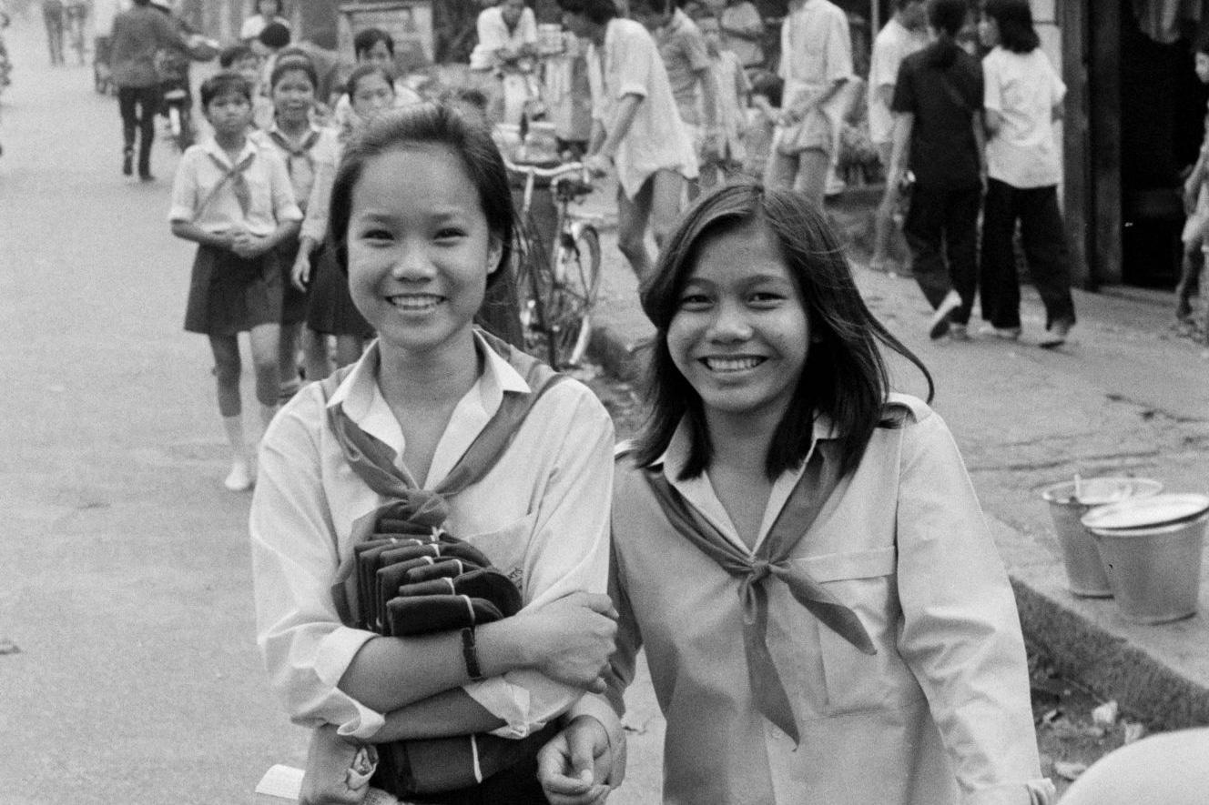 Cuộc sống Việt Nam thời hậu bao cấp qua ống kính nhiếp ảnh gia Pháp