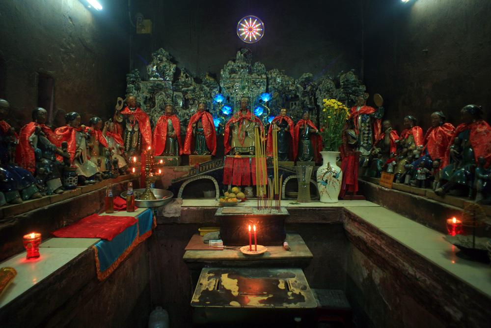 Đôi nét về tín ngưỡng thờ Bà Mụ ở Việt Nam và châu Á