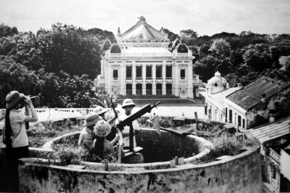 Những hình ảnh lịch sử đặc biệt về Hà Nội giai đoạn 1954 – 1975