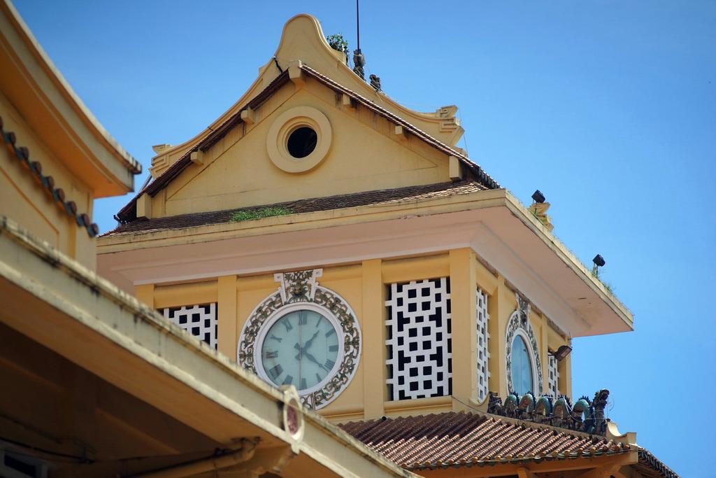 Redsvn Cho Binh Tay 06 - Kiến trúc độc đáo chợ bình tây xưa và nay