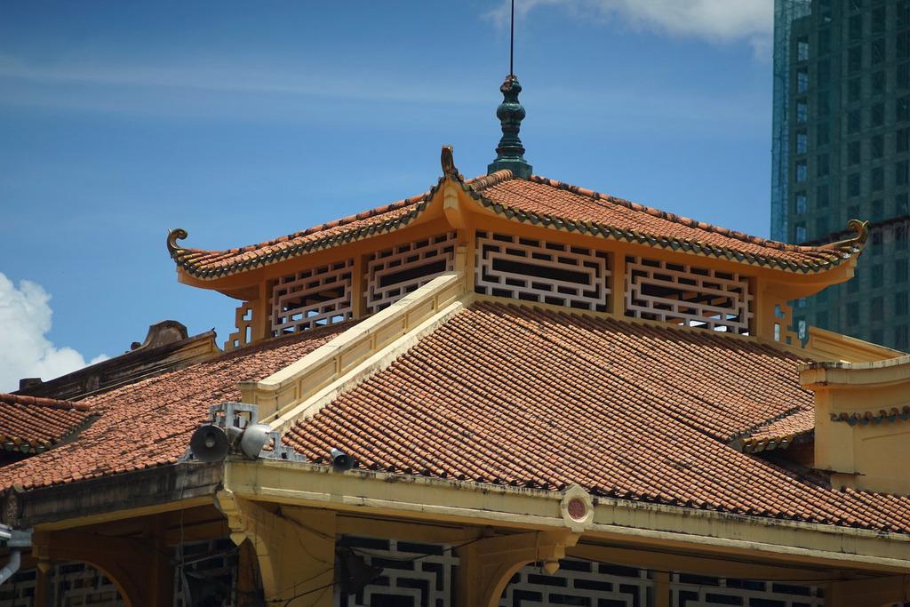 Redsvn Cho Binh Tay 08 - Kiến trúc độc đáo chợ bình tây xưa và nay