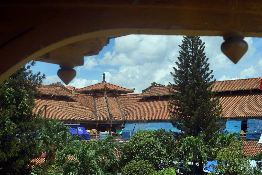 Redsvn Cho Binh Tay 10 - Kiến trúc độc đáo chợ bình tây xưa và nay