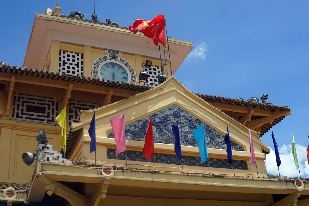 Redsvn Cho Binh Tay 15 - Kiến trúc độc đáo chợ bình tây xưa và nay