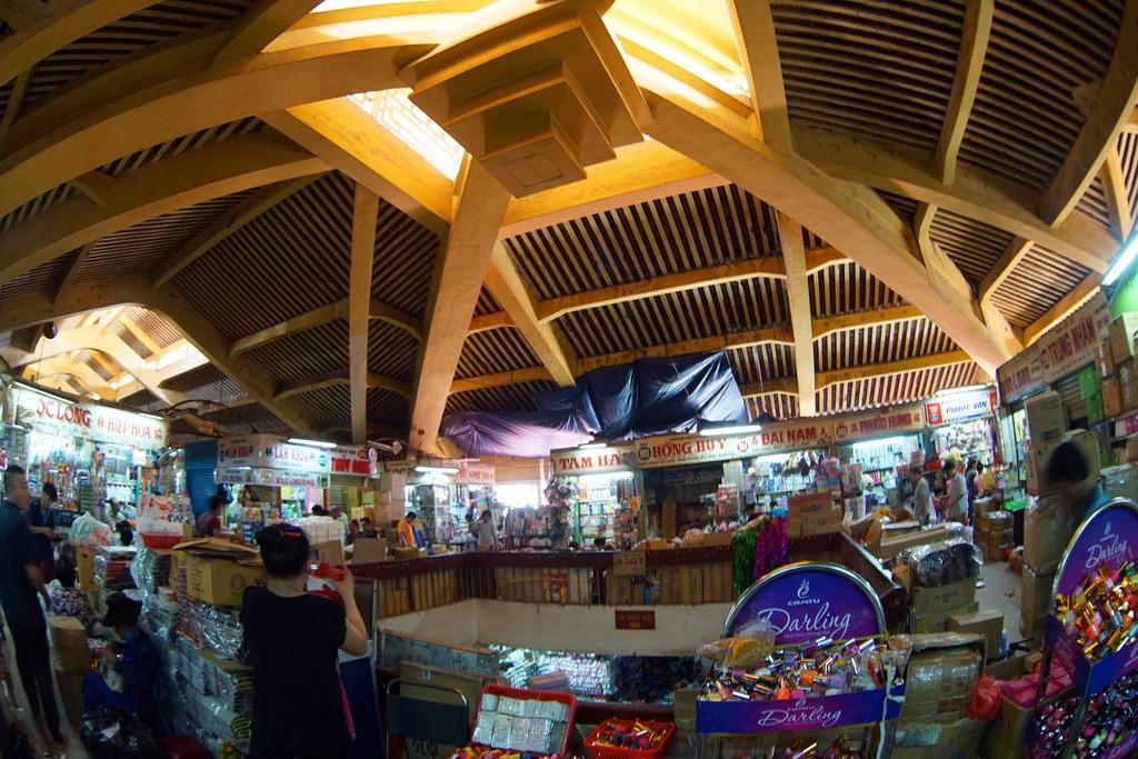 Redsvn Cho Binh Tay 16 - Kiến trúc độc đáo chợ bình tây xưa và nay