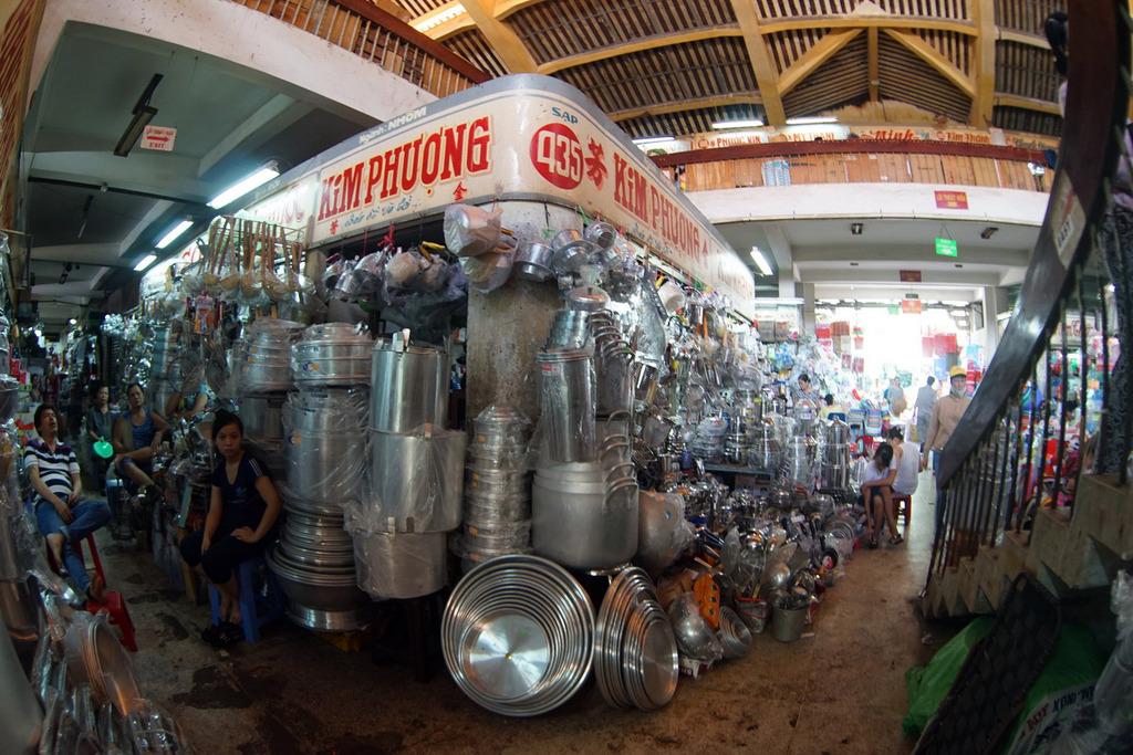 Redsvn Cho Binh Tay 17 - Kiến trúc độc đáo chợ bình tây xưa và nay