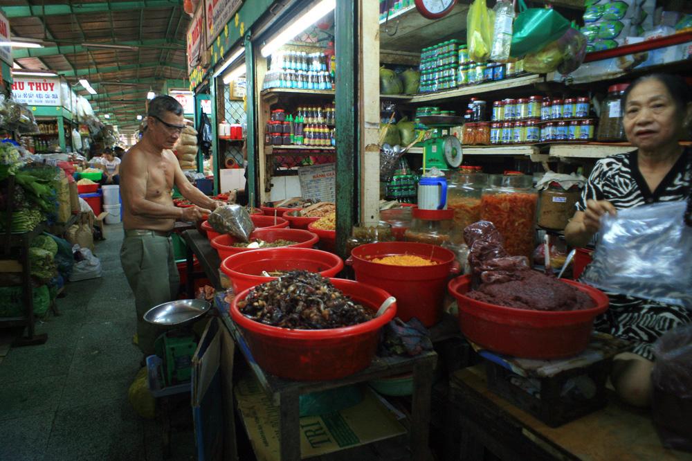 Redsvn Cho Binh Tay 18 - Kiến trúc độc đáo chợ bình tây xưa và nay