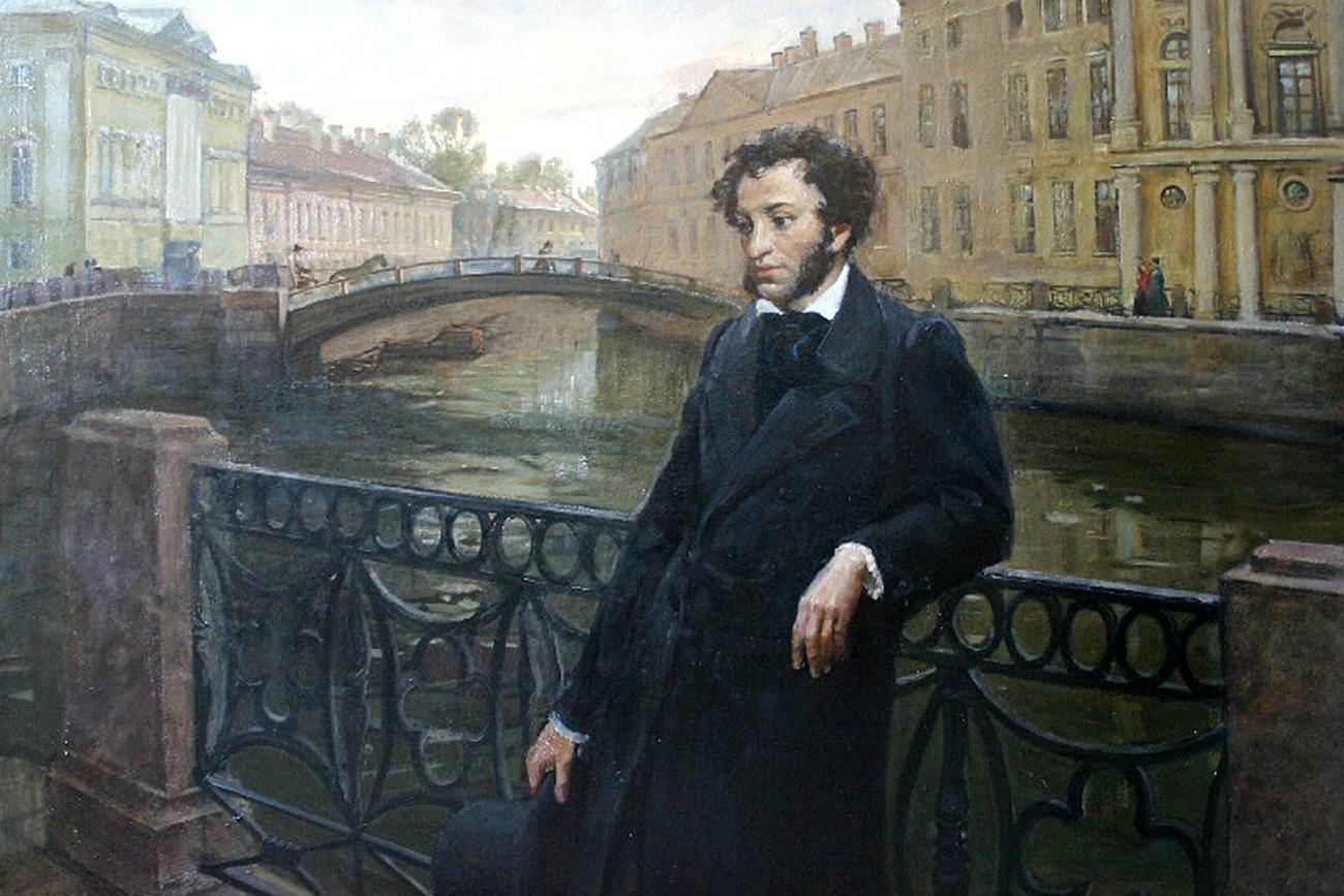 Pushkin trong sự tiếp nhận của một nhà thơ Mỹ