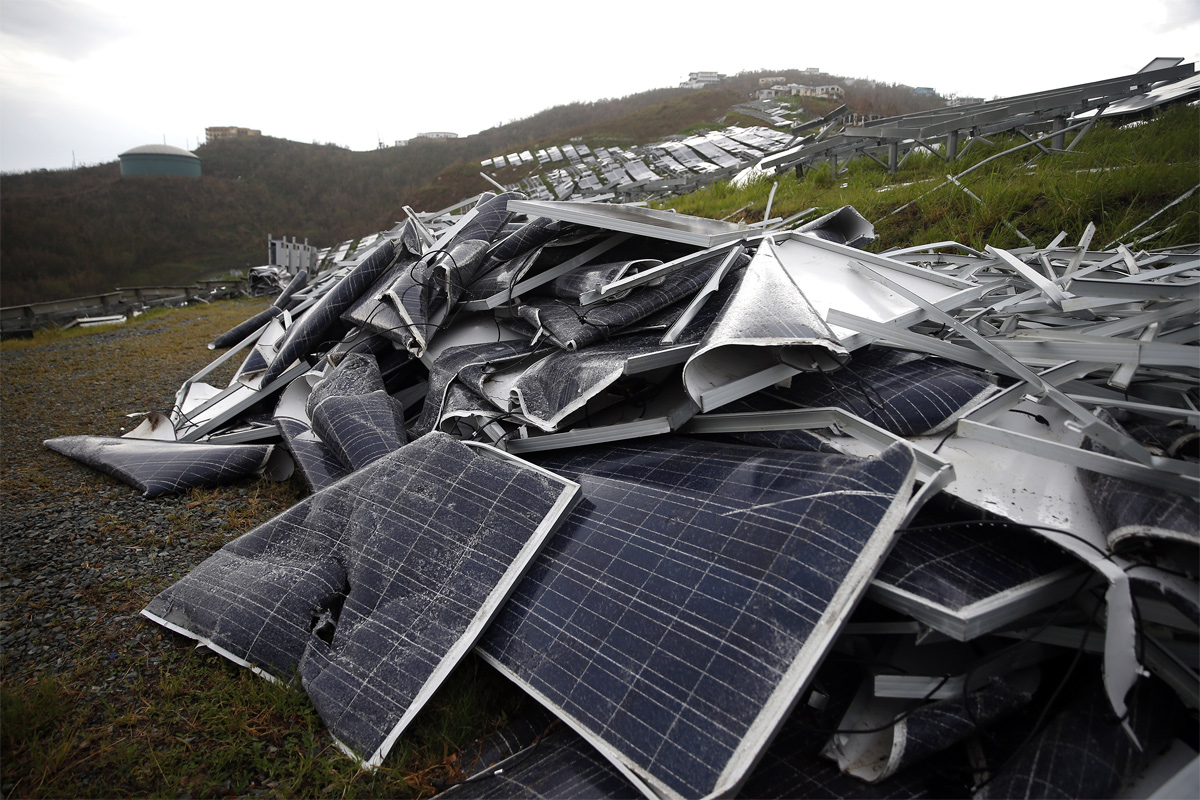 """Pin năng lượng mặt trời không """"sạch"""" như nhiều người nghĩ"""
